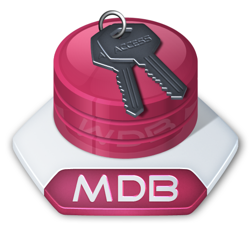 Ms Access Mdb Icon