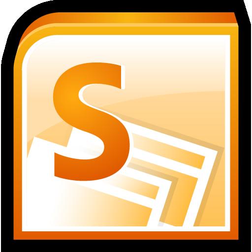 Microsoft Office Sharepoint Icon Office Iconset Hopstarter