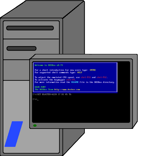 Ms Dos Icon at GetDrawings com | Free Ms Dos Icon images of