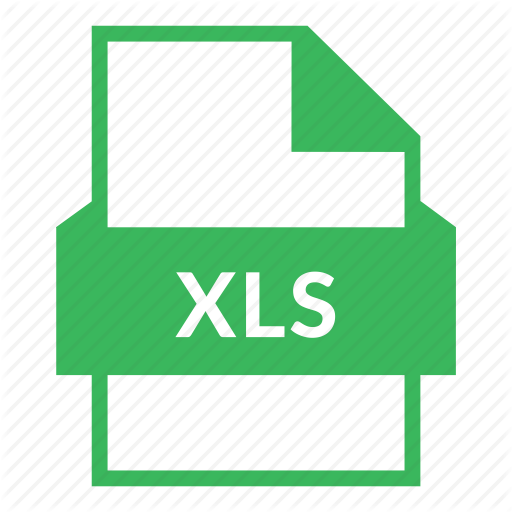 Cells, Excel, Extension, Format, Microsoft, Xls, Xls Icon