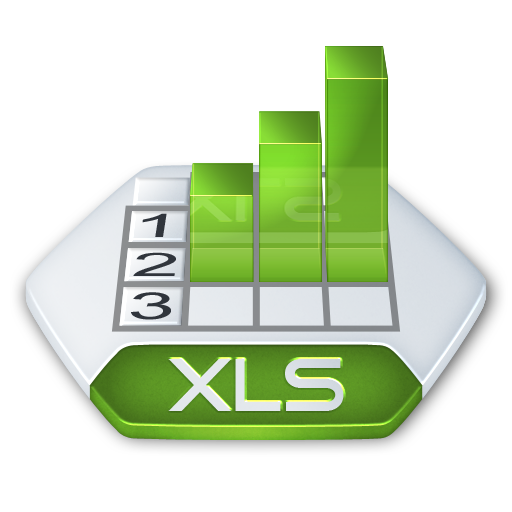 Ms Excel Xls Icon