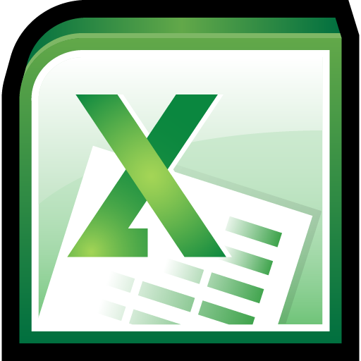 Microsoft Office Excel Icon Office Iconset Hopstarter