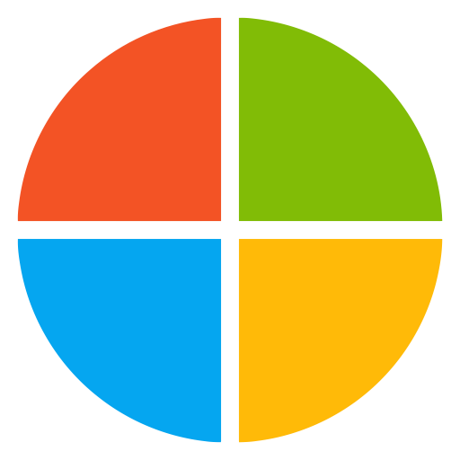 Microsoft, Microsoft, Windows Icon With Png And Vector Format