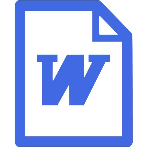 Ms Word Document Icon at GetDrawings com | Free Ms Word Document