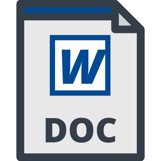 Doc File, Doc Format, Doc, Microsoft Word, Word Doc, Document