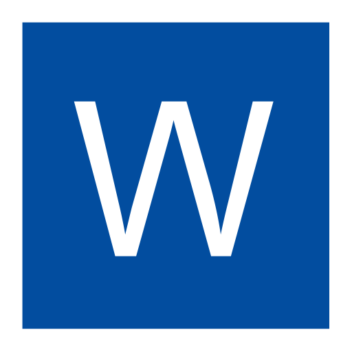 Word Icon With Png And Vector Format For Free Unlimited Download
