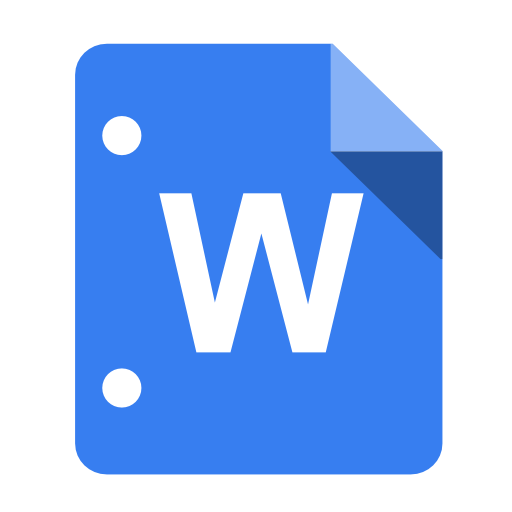 Word Icons