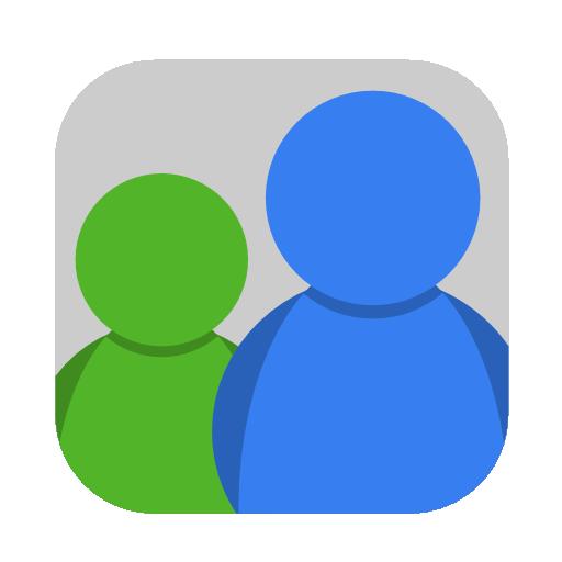 Communication Msn Icon Squareplex Iconset