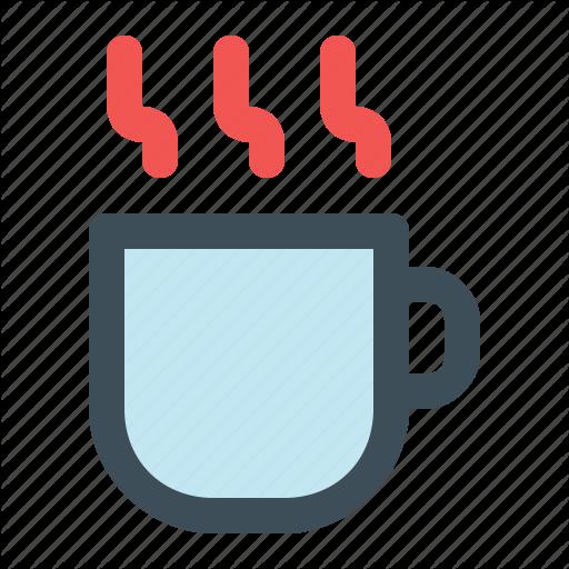 Coffee, Coffee Cup, Coffee Mug, Mug Icon