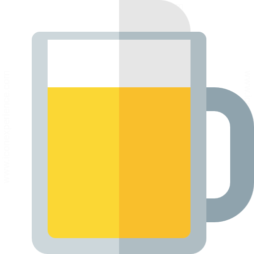 Iconexperience G Collection Beer Mug Icon