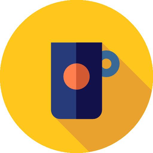 Mug Icon Work Productivity Freepik