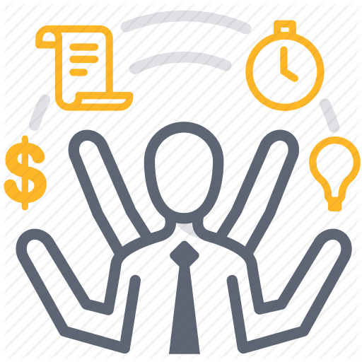 Business, Effectiveness, Management, Manager, Multi, Tasks Icon