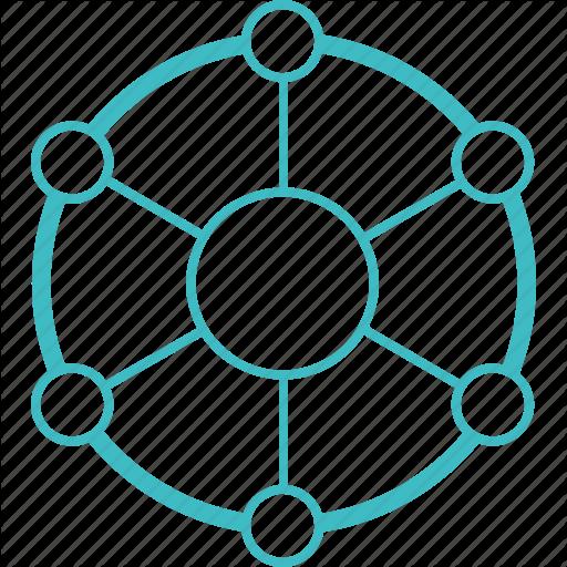 Channel, Marketing, Multi, Multichannel, Share Icon