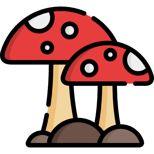 Mushroom Icon Autumn Freepik Freepik