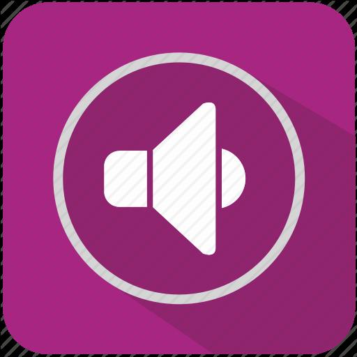 App, Music, Mute, Program, Sound, Speaker Icon