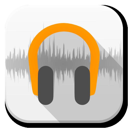 Apps Player Audio B Icon Flatwoken Iconset Alecive