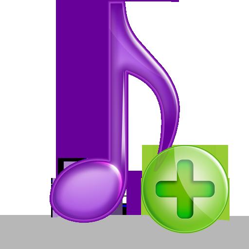 Music Plus Icons, Free Music Plus Icon Download