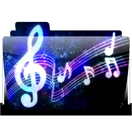 Music Folder Icons Windows Images