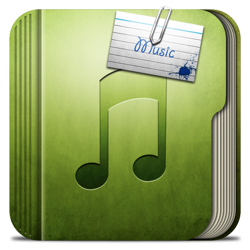 Folder Music Folder Icon Free Download As Png And Icon Easy