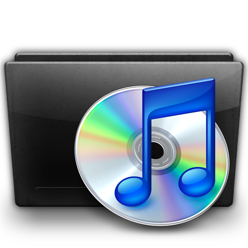 Music Folder Icon Free Search Download As Png