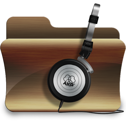 Folder Music Icon Free Download As Png And Icon Easy