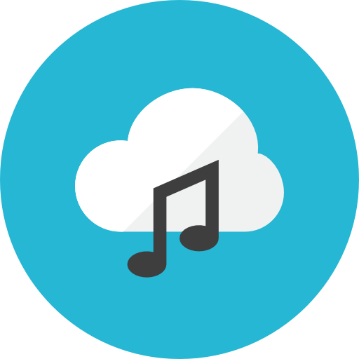 Cloud Music Icon Free Download As Png And Formats