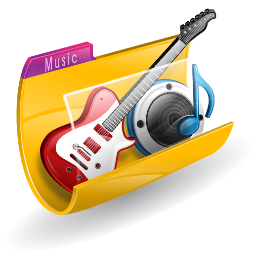 Music Icons, Free Icons In Folder