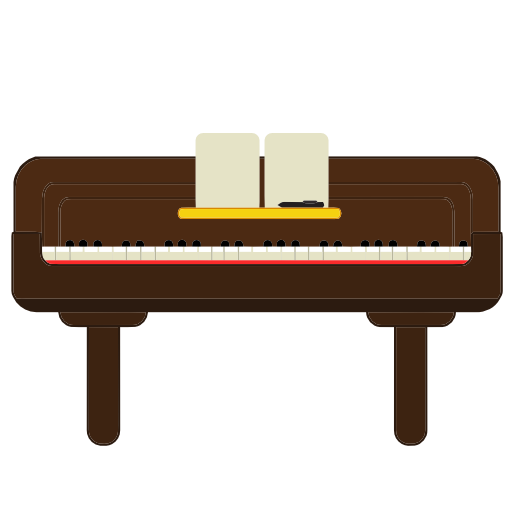 Piano, Musical, Instrument, Music Icon Free Of Piano Keyboard Icons