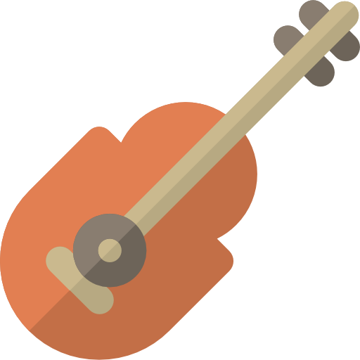 String Instrument, Music And Multimedia, Music Icon