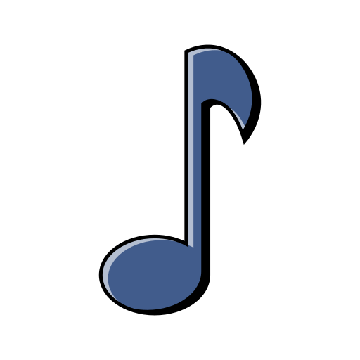 Music Note Icon at GetDrawings com | Free Music Note Icon