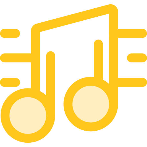 Music Note, Music, Music Player, Quaver, Musical, Music Notes Icon