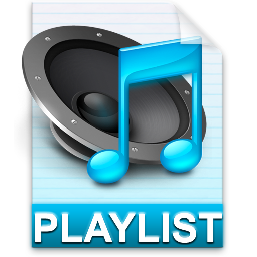 Itunes Playlist Icon Free Download As Png And Icon Easy