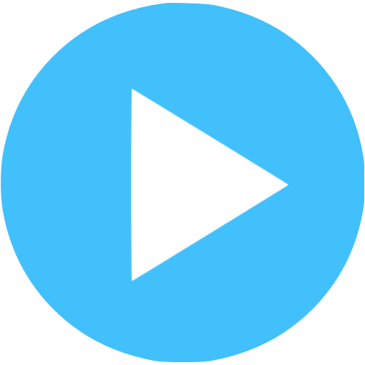 Caribbean Blue Video Play Icon