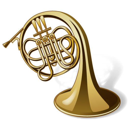 Horn Icon Musical Instruments Iconset Icons Land