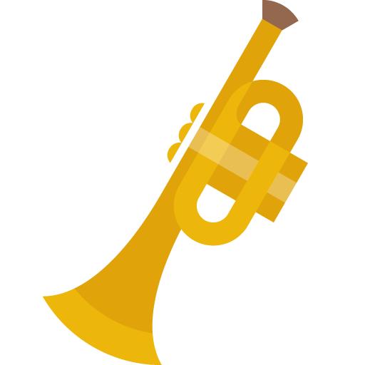Trumpet, Musical, Instrument Icon Free Of Musical Instrument
