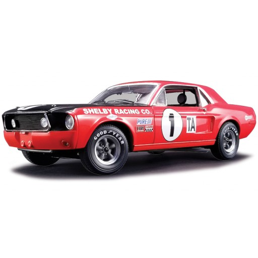 Shelby Racing Trans Am Mustang