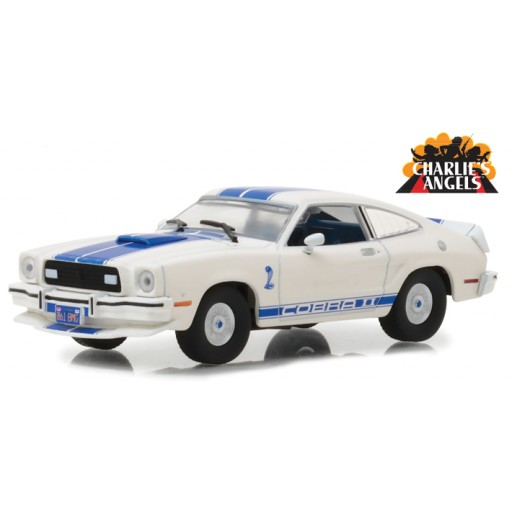 Charlie's Angels Ford Mustang Cobra Ii Scale Diecast