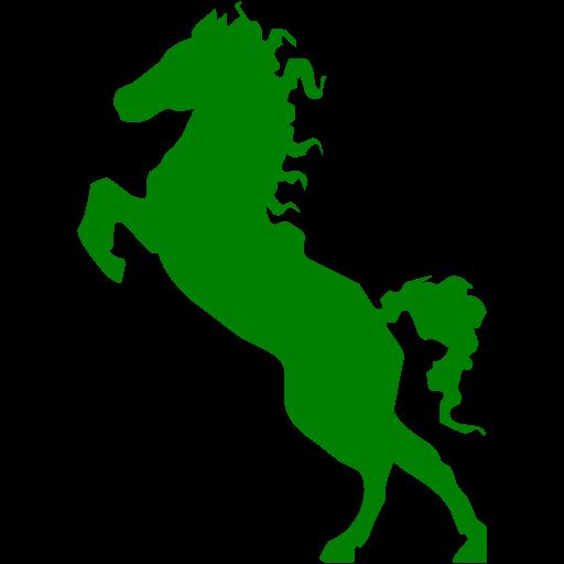 Green Stallion Icon