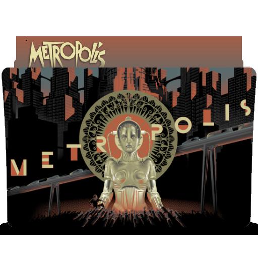 Metropolis Folder Icon