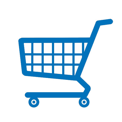Shopping Cart Icon Breathing Relief