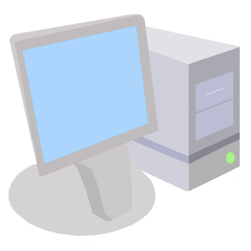 Modernxp Workstation Computer Icon Modern Xp Iconset Dtafalonso