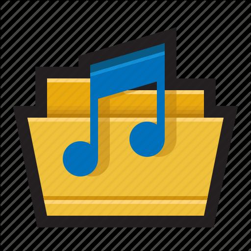 Audio, Flac, Folder, Music, Sound Icon