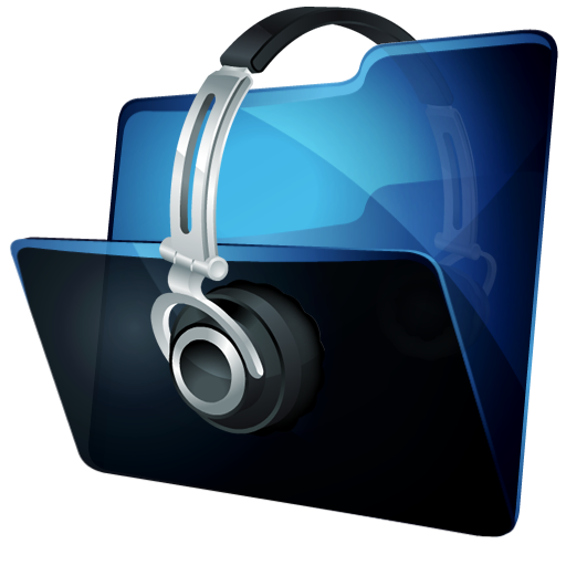 Folder Music Music Music Downloads, Music