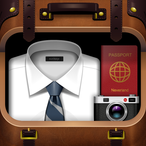 My Travel Bag Ios App Icon Mobile Game Ui App Icon, App Icon