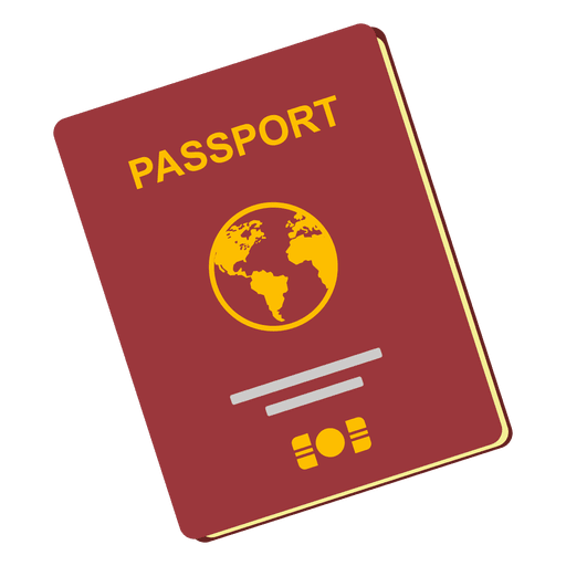 Passport Travel Icon