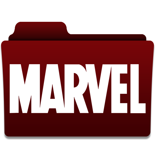 Marvel, Folder Icon Free Of Comic Publisher Folder Icons