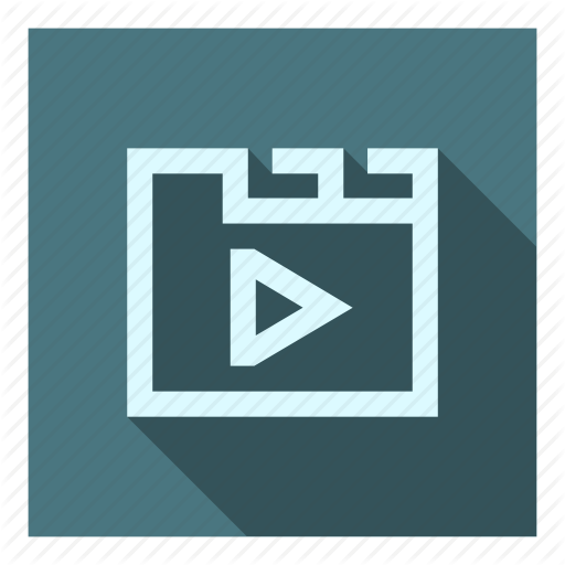 Archive, Files, Folder, Library, My Videos, Video, Videos Icon