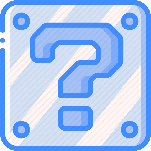 Box, Game, Gamer, Interactive, Mystery Icon