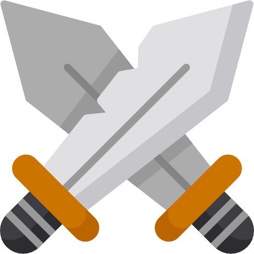 Swords Free Vector Icons Designed