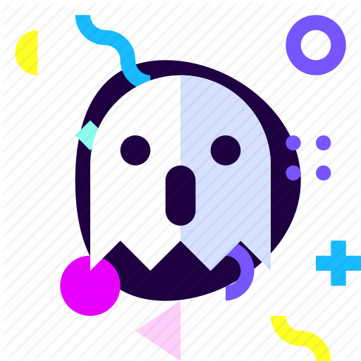 Adaptive, Game, Ghost, Ios, Isolated, Material Design, Mystery Icon